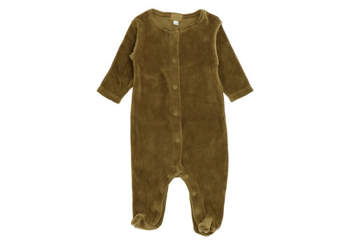 Heart of Gold pyjama CLAUD sponge bronze