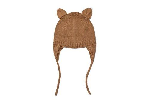 Liewood Violet bonnet Camel