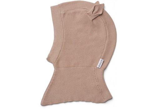 Liewood Mads knit hat Rabbit rose