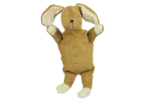 Senger Cuddly animal Rabbit small beige & white