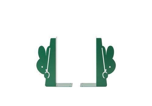 Atelier Pierre Miffy Peek-a-boo book end set/2 Green