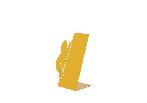 Atelier Pierre miffy Peek-a-boo standing magnet board Mustard