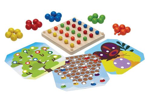 PlanToys Creatief bordspel