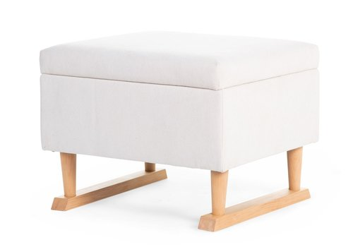 Childhome Footrest Natural offwhite