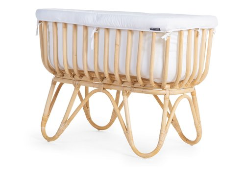 Childhome Cover for rattan cradle square