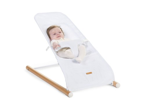 Childhome Evolux bouncer Natural/White