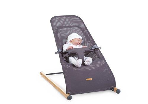 Childhome Evolux bouncer Natural/Anthracite