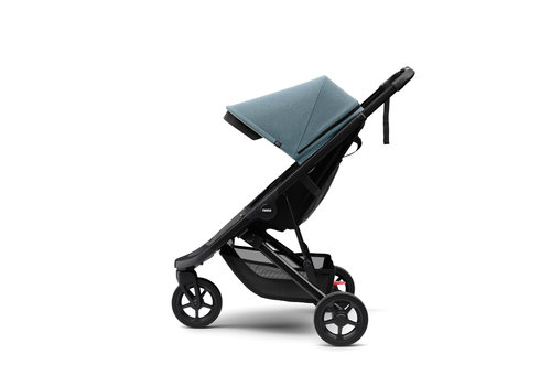 Thule Spring Stroller black Teal melange ACTIE