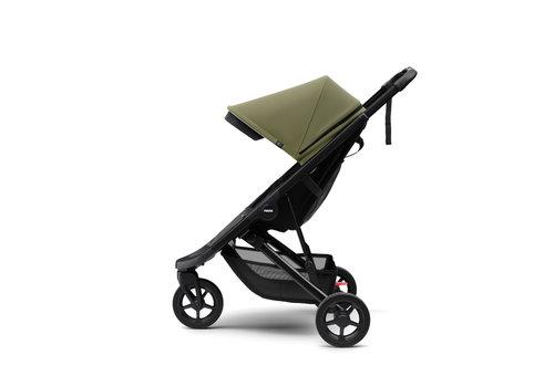 Thule Spring Stroller black Olive ACTIE