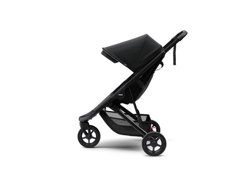 Thule Spring Stroller black midnight black ACTIE