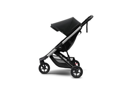 Thule Spring Stroller Aluminium midnight black ACTIE