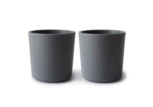 Mushie Cup Smoke 2pcs