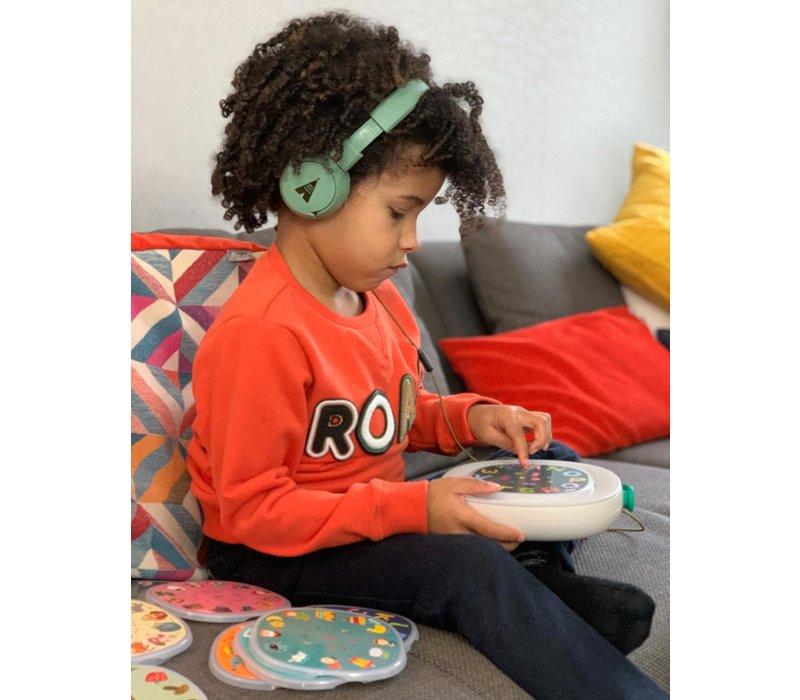 Timio Player + 5 discs