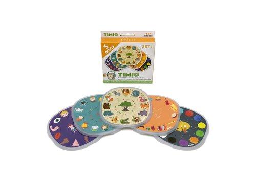 TIMIO TIMIO Disc pack set 1