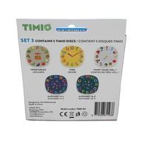Timio Disc pack set 3