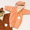 Konges Sløjd Teddy suit Rose Blush/Nostalgie