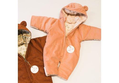 Konges Sløjd Teddy pakje Blush/Nostalgie