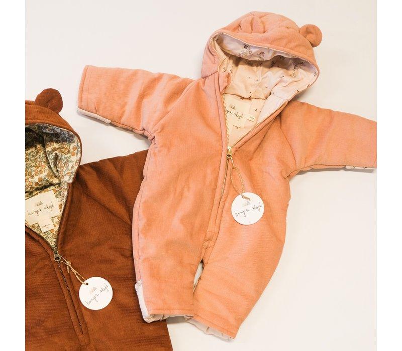 Teddy suit Rose Blush/Nostalgie