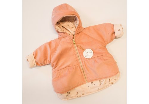 Konges Sløjd Thea Jacket reversible Rose Blush/Nostalgie