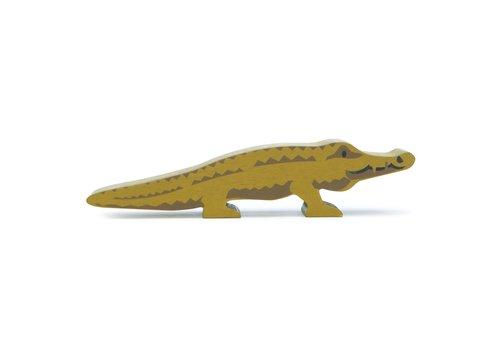 Tender Leaf Toys Safaridier krokodil