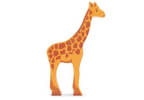 Tender Leaf Toys Safaridier giraf