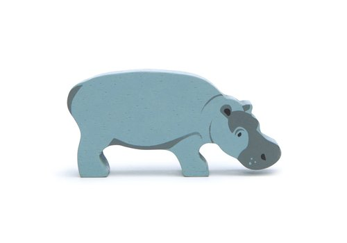Tender Leaf Toys Safari Animals Hippopotamus
