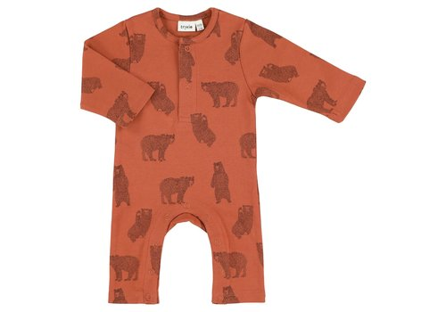 Trixie Onesie long Brave Bear