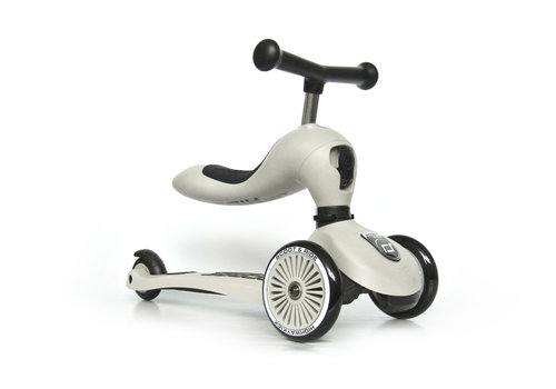 Scoot and Ride Highwaykick 1 - Ash (1-5Y)