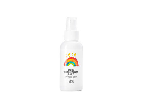 Linea MammaBaby Handontsmettende spray (100 ml)