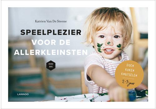 Lannoo Speelplezier voor de allerkleinsten (Van 2 tot 3 jaar)