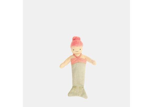 Olli Ella Holdie Folk Mermaid - Coral