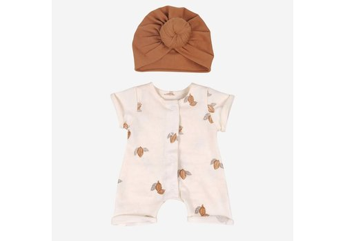 Bonjour Little doll outfit tonka+nut