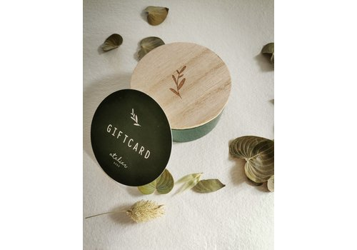 Atelier BéBé Gift box €75,00