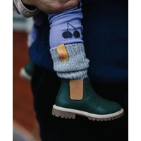 Little Explorer Boots thick lining - Green