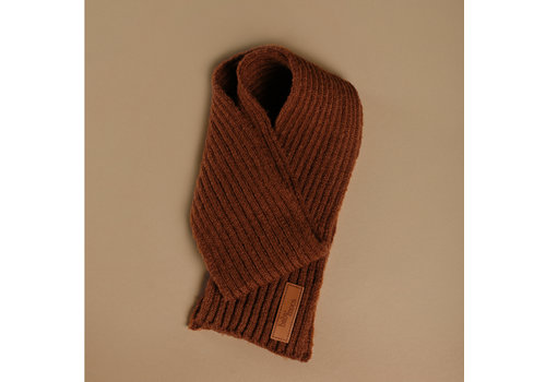 BabyMocs Scarf - Brown