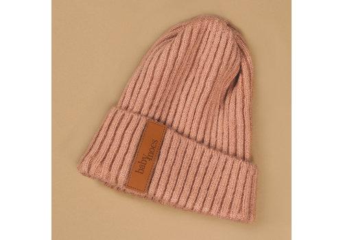 BabyMocs Beanie - Pink