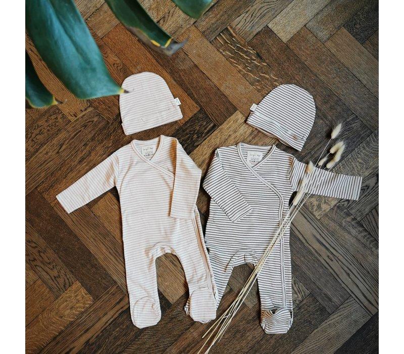 Dio newborn set Mocha/Beige