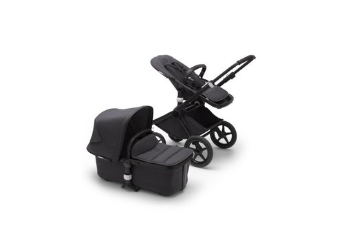 Bugaboo bugaboo Fox2 Mineral complete BLACK/WASHED BLACK