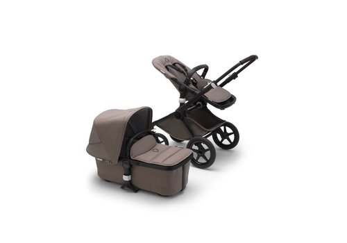 Bugaboo bugaboo Fox2 Mineral complete BLACK/TAUPE