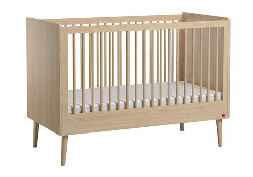 Vox RETRO Cot Bed 120x60 oak