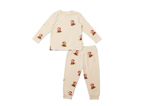 Konges Sløjd Christmas Kids Pyjamas - Teddy