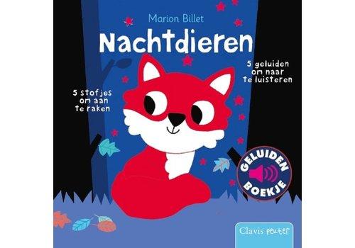 Clavis Geluidenboek: Nachtdieren. 1+