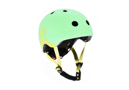 Scoot and Ride Baby Helmet XS - Kiwi (45–51cm)