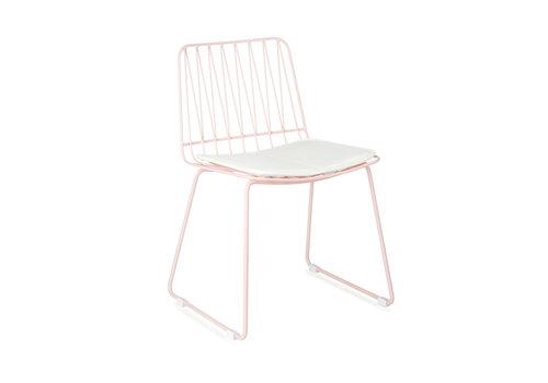 KidsDepot Hippy stoel set van 2 pink