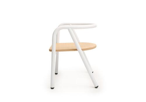 Charlie Crane HITO Chair White