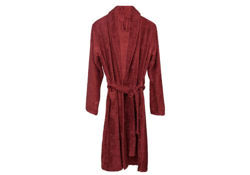 Timboo Bath robe adults rosewood