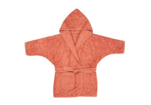 Timboo Bath robe kids apricot blush