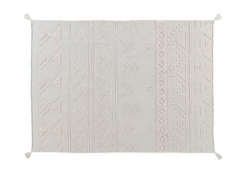 Lorena Canals Washable rug Tribu Natural M 140x200