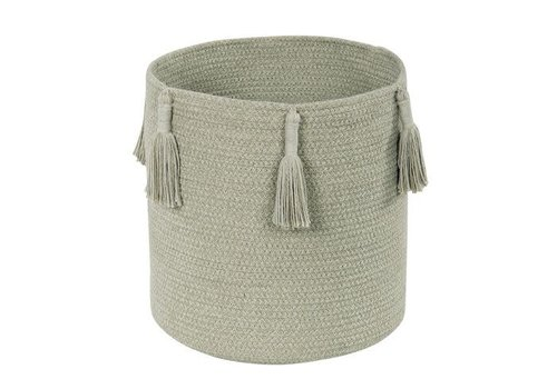 Lorena Canals Basket Woody Olive