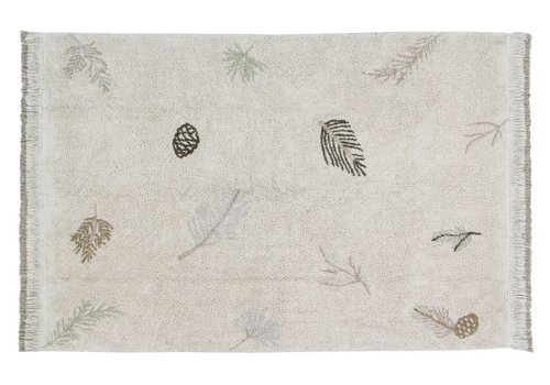 Lorena Canals Washable Rug Pine Fores